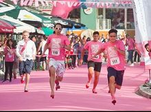 KPMG Pink Run HK is fundraising for Hong Kong Hereditary Breast Cancer Family Registry- Pink Run HK
