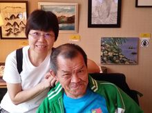 Ka-cheung&Mei-ling is fundraising for TWGHs - iRun for Colour