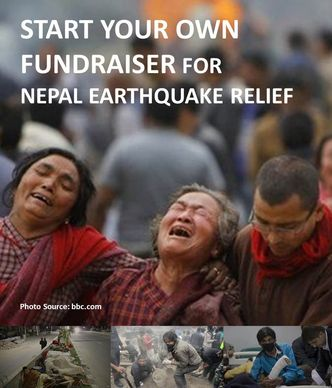 Help Nepal relief efforts and inspire your friends while you do it.