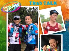 TRab TALK is fundraising for Outward Bound Adventure Race 2019