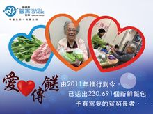 "林正財  is fundraising for ""Food Pack with Love"" Charity Programme 2017"