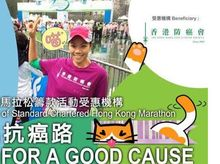 Cathy PurplishCat 紫貓 is fundraising for The Hong Kong Anti-Cancer Society