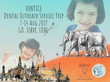 DENTICE Dental Outreach Service Trip in Thailand