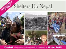 Joanne Wong is fundraising for Nepal Earthquake Relief Programme