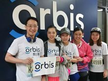 "Dr. Timothy Lai 賴旭佑醫生 is fundraising for ""Seeing is Believing"" - Orbis"
