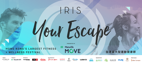 IRIS: Your Escape with ManulifeMove