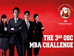 Operation Santa Claus MBA Challenge 2015